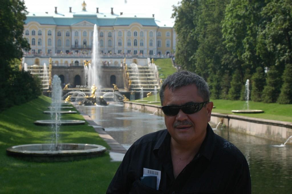 Vlad in Saint Petersburg